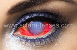 Zombie Walker Sclera Contact Lenses (1 pair)