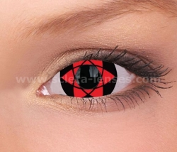 Naruto 149 Mini Sclera Contact Lenses (1 pair)