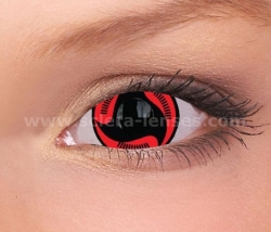 Naruto Magekyu Mini Sclera Contact Lenses (1 pair)