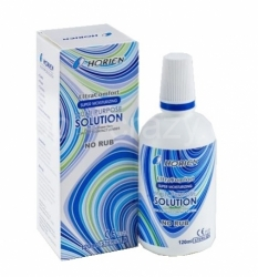 Multipurpose Contact Lens Solution Horien (4 fl. oz.) + Lens Case