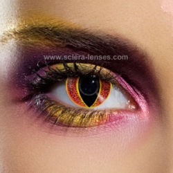 Sauron Contact Lenses (1 pair)