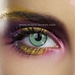 Green Manson Contact Lenses (1 pair)