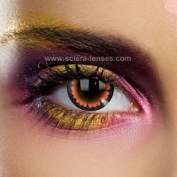 Big Eye Pretty Hazel Contact Lenses (1 pair)