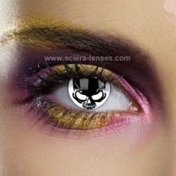 Alchemy Alchemist (Skull) Contact Lenses (1 pair)