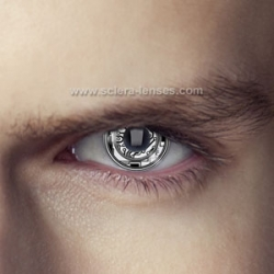 Terminator Bionic Eye Contact Lenses (1 pair)