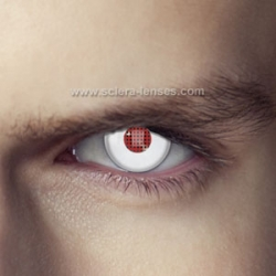 Terminator Humanoid Eye Contact Lenses (1 pair)