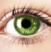 Air Optix Colors - Gemstone Green - Prescription Colored Lenses (2 pc)