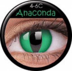 Anaconda Prescription Contact Lenses (1 pcs)