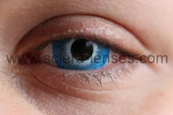 Blue Lagoon Mini Sclera Contact Lenses (1 pair)