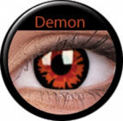 Volturi Demon Prescription Contact Lenses (1 pcs)