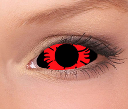 Devil Sclera Contact Lenses (1 pair)