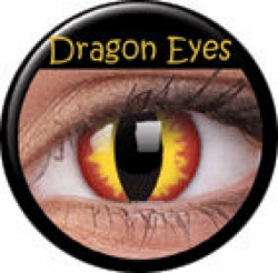 Dragon Prescription Contact Lenses (1 pcs)