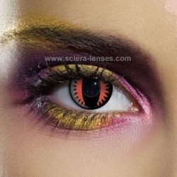Fire Dragon Eye Contact Lenses (1 pair)