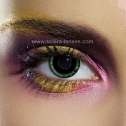 Green Manga Contact Lenses (1 pair)