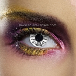 White Web Contact Lenses (1 pair)