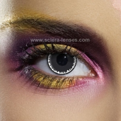 Witch Doctor Contact Lenses (1 pair)