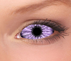 Elf Purple Sclera Contact Lenses (1 pair)