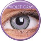 Fusion Grey Violet Prescription Colored Lenses (1 pc)