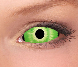 Hulk Sclera Contact Lenses (1 pair)