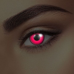 Glow Pink UV Contact Lenses (1 pair)