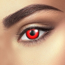 Red Contact Lenses (1 pair)