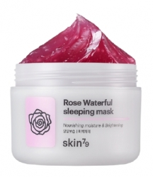 skin79 Rose Waterful sleeping mask (100ml)