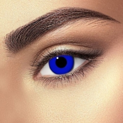 Royal Blue Contact Lenses (1 pair)