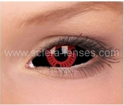 Itachi Sclera Contact Lenses (1 pair)