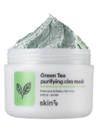skin79 Green Tea Purifying Clay Mask (100ml)