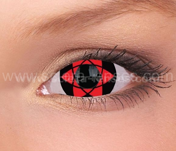 Buy Cheap Mini Naruto Sclera Contacts From Our Eshop