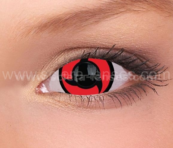 Naruto 148 Mini Sclera Contact Lenses (1 pair)