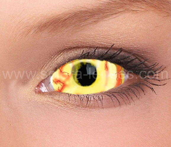 Bloody Hell Sclera Contact Lenses (1 pair)