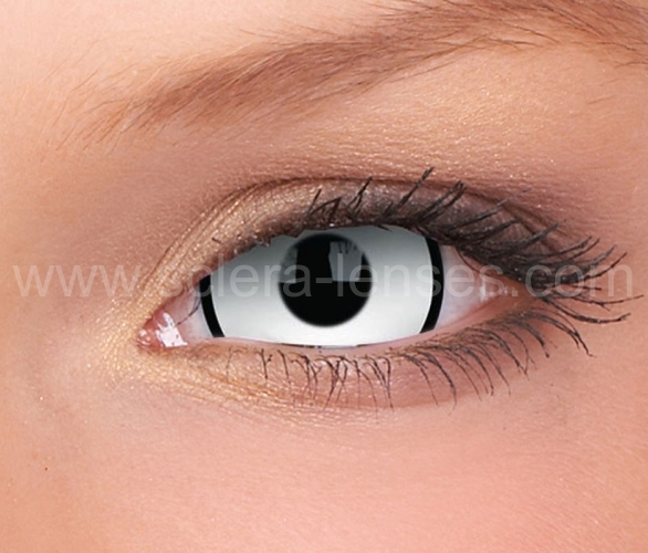 Manson Mini Sclera Contact Lenses (1 pair)