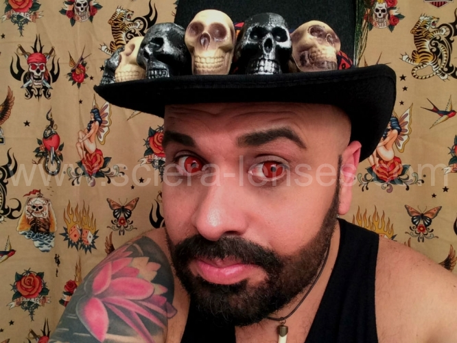 Cheap Prescription Halloween Contacts