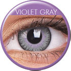 Big Eyes Fusion Grey Violet Prescription Colored Lenses (1 pcs)