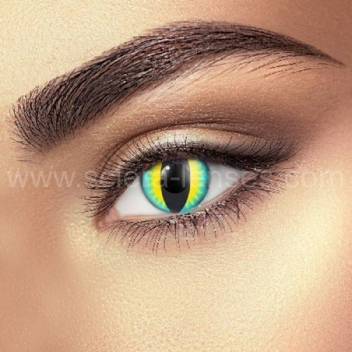 Lizard Contact Lenses (1 pair)