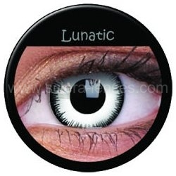 Lunatic Prescription Contact Lenses (1 pcs)