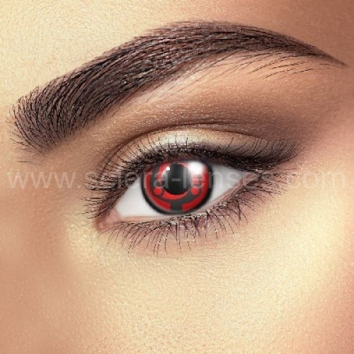 Naruto Madara Contact Lenses (1 pair)