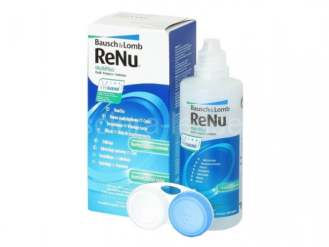 Multipurpose Contact Lens Solution ReNu (4 fl. oz.)