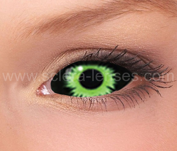 Spectral Sclera Contact Lenses (1 pair)