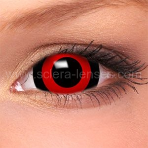 Anime Tokyo Ghoul Mini Sclera Contact Lenses (1 pair)