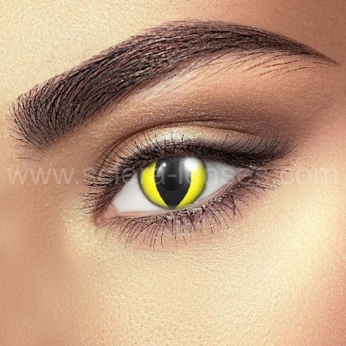Cat Eye Prescription Contact Lenses (1 pc)