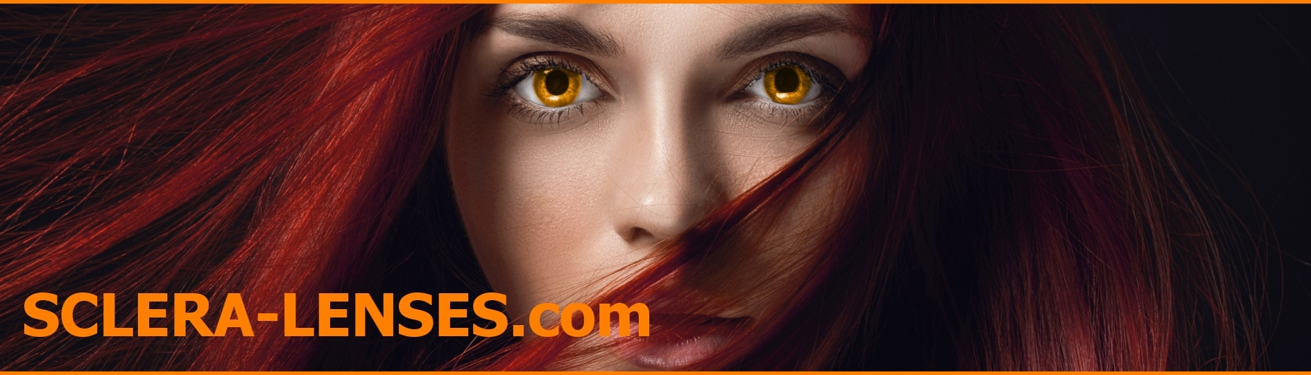 Sclera Contact Lenses Halloween Novelty Colored Black Full Eye Contacts
